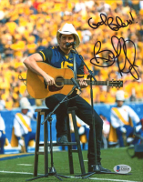 "Brad Paisley Signed 8x10 Photo Inscribed ""God Bless!"" (Beckett COA) at PristineAuction.com"