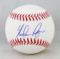 Nolan Ryan Signed OML Baseball (AIV Hologram) at PristineAuction.com