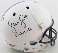 "Sean Lee Signed Penn State Nittany Lions Full-Size Helmet Inscribed ""Linebacker U"" (JSA COA) at PristineAuction.com"
