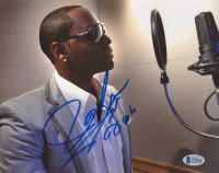 Johnny Gill Signed 8x10 Photo (Beckett COA) at PristineAuction.com