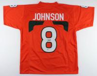 Duke Johnson Signed Jersey (Beckett COA) at PristineAuction.com