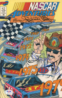 "Richard Petty Signed 1991 ""Nascar Adventures"" Issue #2 Vortex Comic Book (PSA COA) at PristineAuction.com"