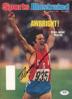 Bruce Jenner Signed 1976 Sports Illustrated Magazine (PSA COA) at PristineAuction.com