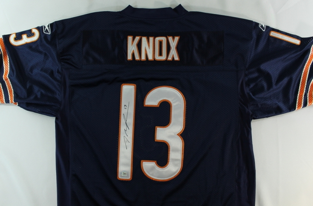 johnny knox jersey