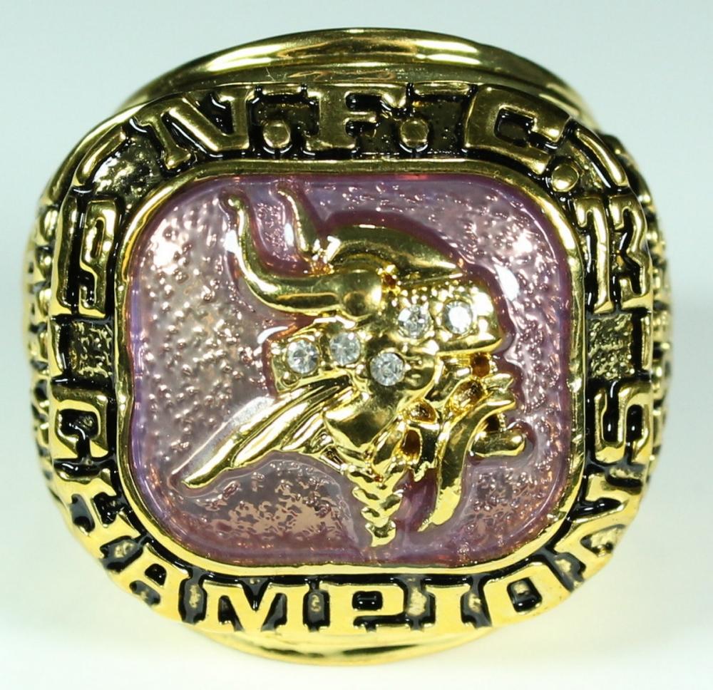 Nfc Championship Ring