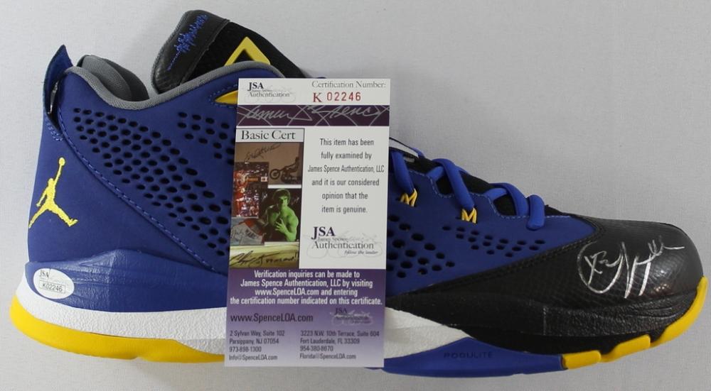 f019bf67fa4278 Chris Paul Signed Nike Air Jordan CP3 Basketball Shoe (JSA COA) at  PristineAuction.
