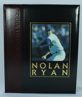 Nolan Ryan Signed Limited Edition Pictorial History Book (Summit Group LOA) at PristineAuction.com
