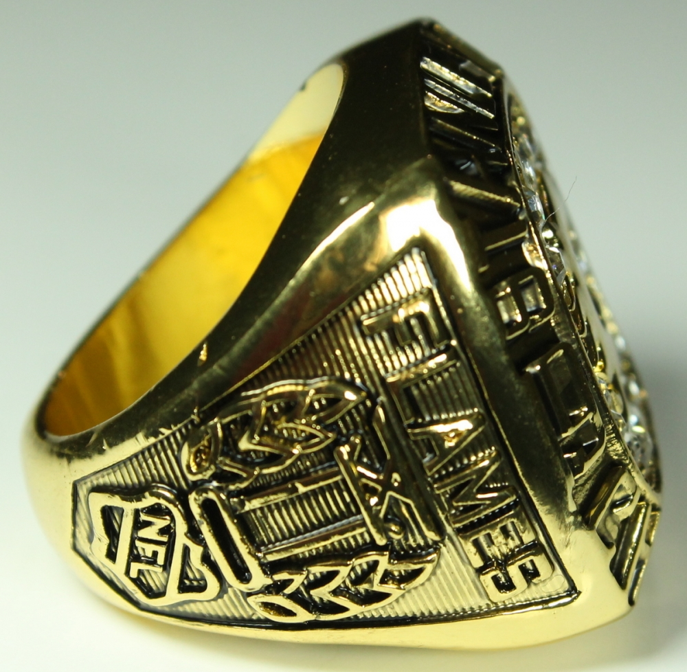 Calgary Flames Stanley Cup Ring