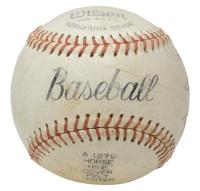 "Roger Maris Signed Wilson Baseball Inscribed ""Best Wishes"" (JSA ALOA) at PristineAuction.com"
