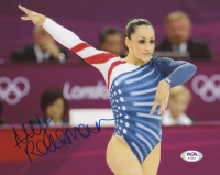 Aly Raisman Signed Team USA 8x10 Photo (PSA COA) at PristineAuction.com