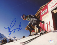 Bode Miller Signed 8x10 Photo (PSA COA) at PristineAuction.com