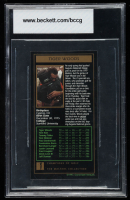 Tiger Woods 1997-98 Grand Slam Ventures Masters Collection #1997 RC (BCCG 10) at PristineAuction.com