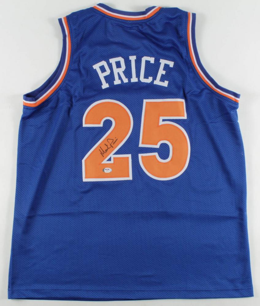 Mark Price Signed Jersey (PSA COA) | Pristine Auction