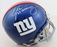 Eli Manning Signed Giants Full-Size Authentic On-Field Helmet (Fanatics Hologram) at PristineAuction.com