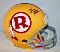 """Sonny Jurgensen Signed Redskins Throwback Full-Size Authentic On-Field Helmet Inscribed """"HOF 83"""" (JSA Hologram) at PristineAuction.com"""