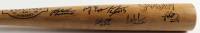"""""""The Sandlot"""" Young Bat Company Custom Engraved Baseball Bat signed by (6) with Tom Guiry, Chauncey Leopardi, Marty York, Shane Obedzinski with (6) Character Name Inscriptions (JSA COA) at PristineAuction.com"""