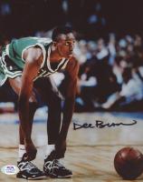 Dee Brown Signed Celtics 8x10 Photo (PSA Hologram) at PristineAuction.com