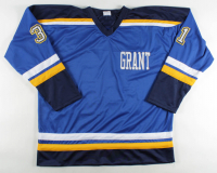 Grant Fuhr Signed Jersey (Beckett Hologram) at PristineAuction.com