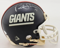 Phil Simms Signed Giants Mini-Helmet (JSA COA) (See Description) at PristineAuction.com
