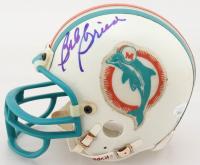 Bob Griese Signed Dolphins Mini-Helmet (JSA COA) (See Description) at PristineAuction.com