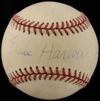 Ernie Harwell Signed OAL Baseball (JSA COA) (See Description) at PristineAuction.com