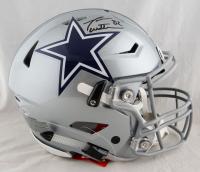Jason Witten Signed Cowboys Full-Size Authentic On-Field SpeedFlex Helmet (Beckett Hologram) at PristineAuction.com