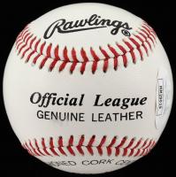 Kerry Wood Signed OL Baseball (JSA COA) at PristineAuction.com