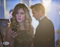 """Emily Bett Rickards Signed """"Arrow"""" 8x10 Photo (Beckett COA) at PristineAuction.com"""