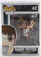 "Daniel Radcliffe Signed ""Harry Potter"" #42 Harry Potter Funko Pop! Vinyl Figure (Beckett Hologram) at PristineAuction.com"