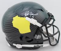 Brett Favre Signed Full-Size Authentic On-Field Hydro-Dipped Vengeance Helmet (Radtke Hologram) (See Description) at PristineAuction.com