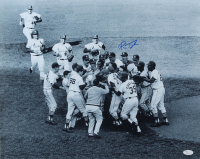 Ron Taylor Signed Cardinals 16x20 Photo (JSA COA) at PristineAuction.com