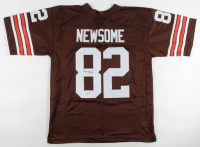 "Ozzie Newsome Signed Jersey Inscribed ""HOF 99"" (PSA COA) at PristineAuction.com"
