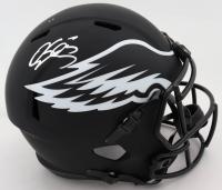 Donovan McNabb Signed Eagles Full-Size Eclipse Alternate Speed Helmet (Beckett COA) (See Description) at PristineAuction.com