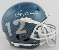 Roger Staubach Signed Full-Size Authentic On-Field Hydro-Dipped Vengeance Helmet (Beckett COA) (See Description) at PristineAuction.com