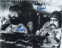 "Tommy Chong & Cheech Marin Signed ""Up in Smoke"" 11x14 Photo (JSA COA) at PristineAuction.com"