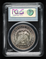 1881-S Morgan Silver Dollar (PCGS MS64) (Toned) at PristineAuction.com