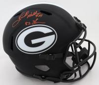 "Herschel Walker Signed Georgia Bulldogs Full-Size Eclipse Alternate Speed Helmet Inscribed ""82 Heisman"" (Beckett COA) (See Description) at PristineAuction.com"