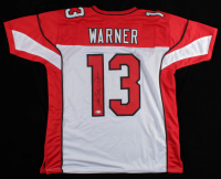 Kurt Warner Signed Jersey (Beckett Hologram) at PristineAuction.com