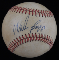 Wade Boggs Signed OAL Baseball (JSA COA) (See Description) at PristineAuction.com