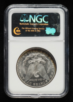 1885-O Morgan Silver Dollar (NGC MS64) (Toned) at PristineAuction.com