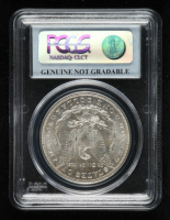 1887 Morgan Silver Dollar - McClaren Collection II (PCGS Genuine) at PristineAuction.com