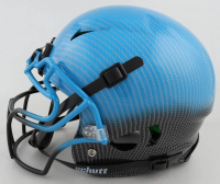 D.J. Moore & Robbie Anderson Signed Full-Size Authentic On-Field Vengeance Helmet (Beckett COA) (See Description) at PristineAuction.com