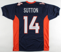 Courtland Sutton Signed Jersey (JSA COA) at PristineAuction.com