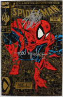 "Stan Lee & Todd McFarlane Signed 1990 ""The Amazing Spider-Man"" Issue #1 Marvel First Issue Comic Book (JSA Hologram & Beckett LOA) at PristineAuction.com"