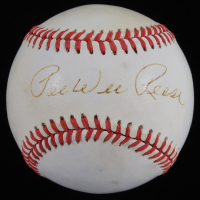 Pee Wee Reese Signed OAL Baseball (JSA COA) (See Description) at PristineAuction.com