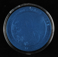 2020 China Moon Panda 12g Blue Titanium Medal at PristineAuction.com