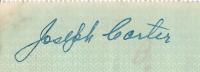 De Benneville Bell Signed 1937 Personal Bank Check (JSA Hologram) at PristineAuction.com