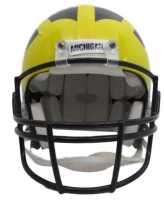 Charles Woodson Signed Michigan Wolverines Full-Size Authentic On-Field Helmet (JSA COA) at PristineAuction.com