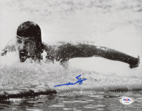 Mark Spitz Signed 8x10 Photo (PSA COA) at PristineAuction.com