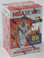 2020-21 Panini NBA Hoops Basketball Blaster Box with (88) Cards (See Description) at PristineAuction.com